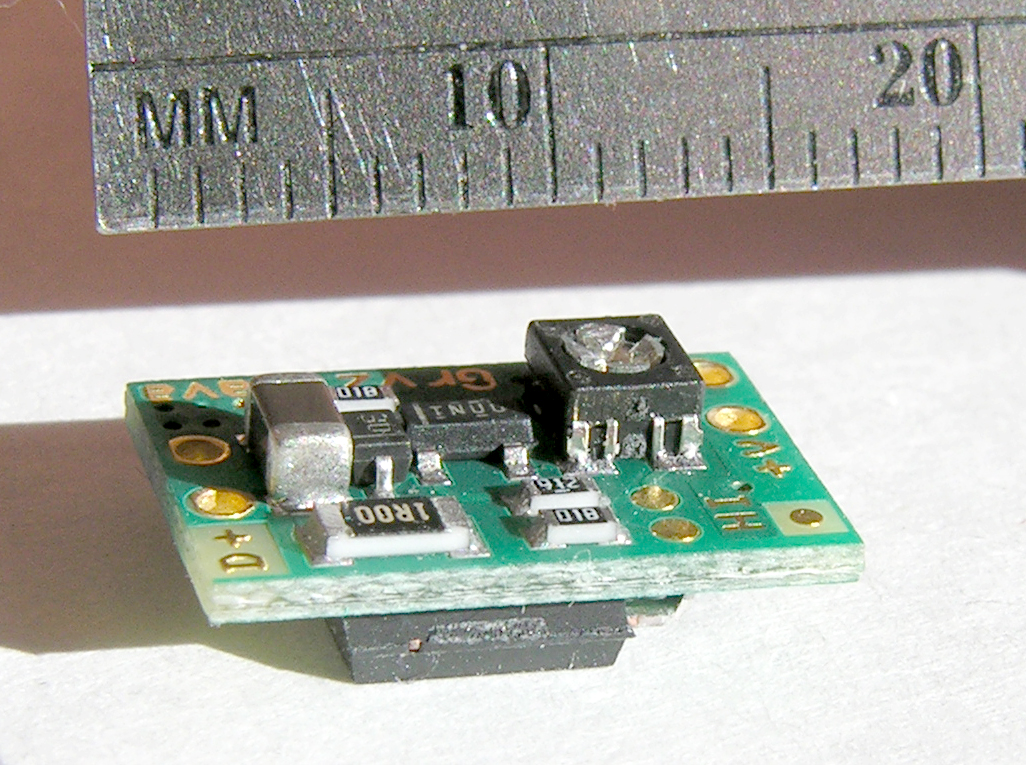 Linear Laser Driver PCB