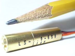 LS Series Module shown with #2 Pencil